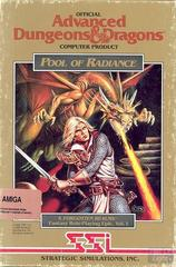 Front cover of the game box