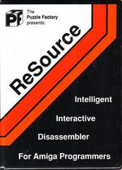 The Resource box front cover